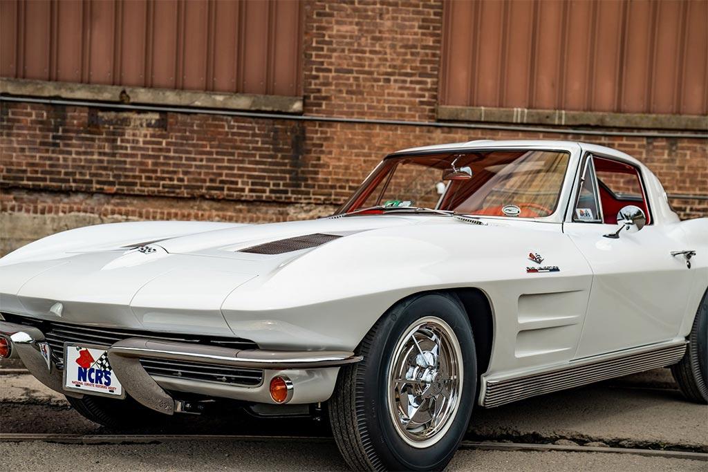 1963 Corvette Z06 Tanker