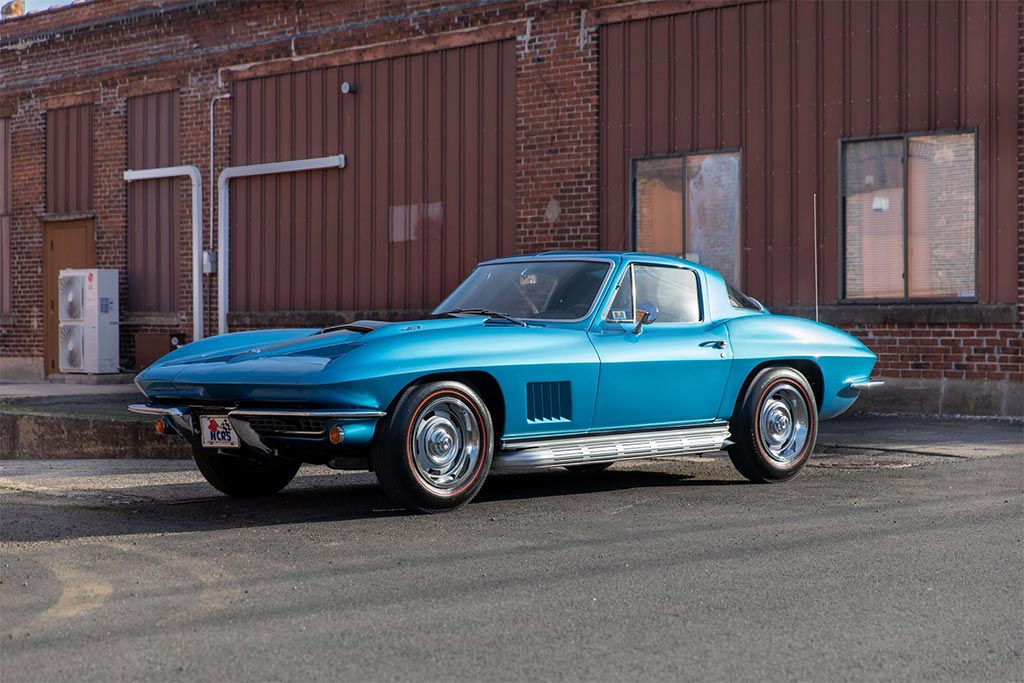 1967 Corvette 427/390 Sport Coupe