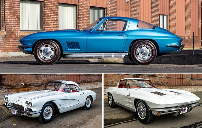 These Investment-Grade Corvettes from GT Motor Cars Are Ready For Show or Go