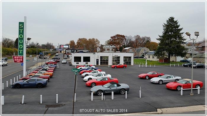 Corvette Specialist Stoudt Auto Sales Closes Its Doors After 63 Years
