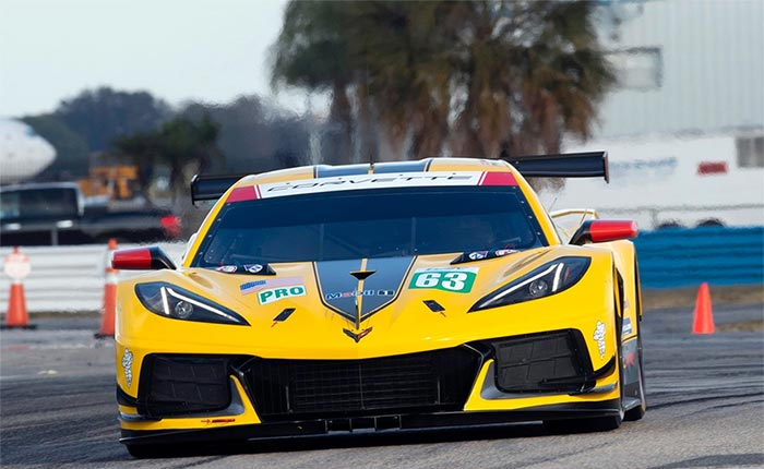Return to Le Mans Highlights Corvette Racing's FIA WEC Program