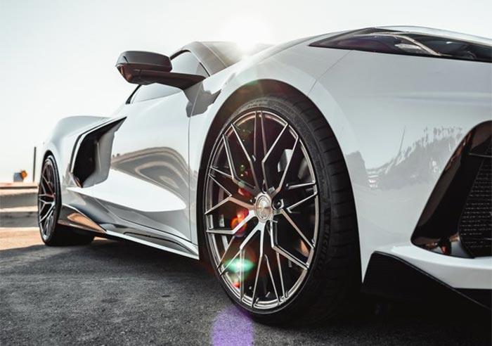 [PICS] 2020 Corvette Stingray Rides on Avant Garde M520-R Monoblock Wheels
