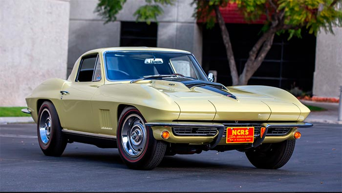Corvette Mike's 1967 Corvette L88 Coupe is Up for Grabs at Mecum Glendale