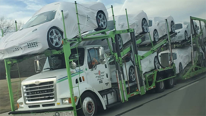 To Overcome Rail Delays, GM Begins Shipping Cars to the West Coast by Auto Transport