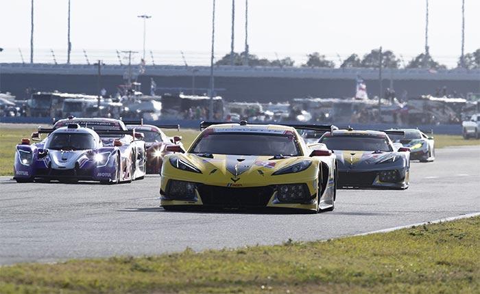 Corvette Racing C8.Rs