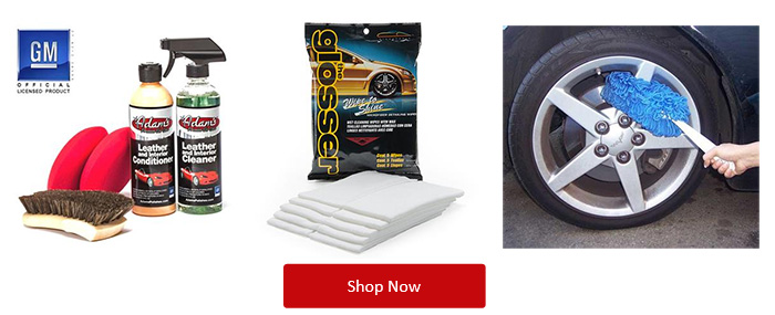 Car Care Products for your Corvette