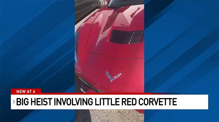 [STOLEN] 2014 Corvette Still Missing Months After Ohio Dealership Heist