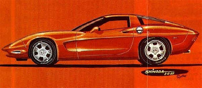 Shinoda C5 Sting Ray Concept