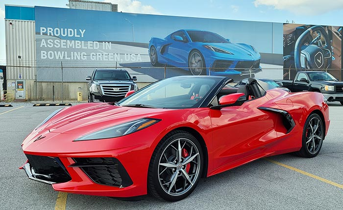 GM Suspends Dealers From Submitting Any More 2021 Corvevtte Sold Orders