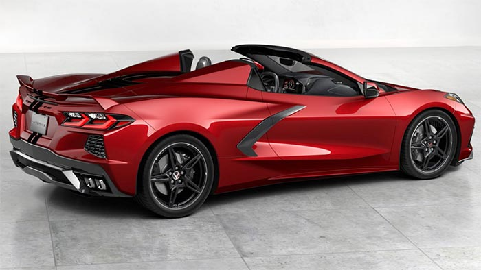 Enter to Win A 2021 Corvette Convertible and Help Preserve Racing History