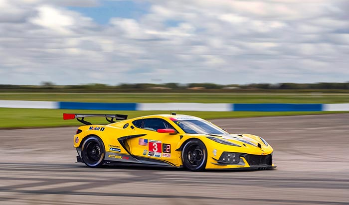 Corvette Racing Expected to Get a Waiver to Race Current C8.Rs in 2022 IMSA GTD Pro Class