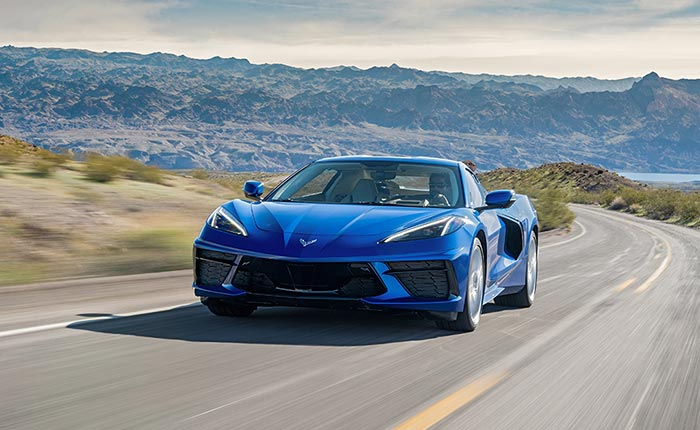 GMSV Confirms 2022 Corvette Models and Pricing for Australia, New Zealand
