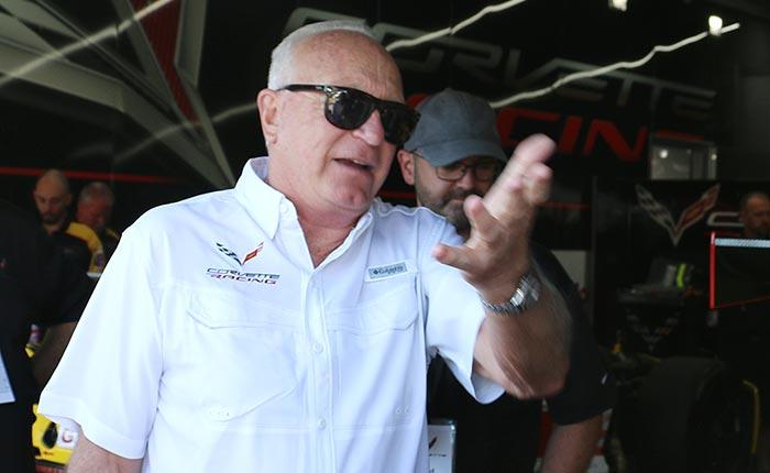 Doug Fehan to Return to Corvette Racing as Brand Ambassador