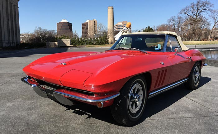 Low Mile 1965 Corvette Owned 55 Years By the Same Woman is Now For Sale on Hemmings