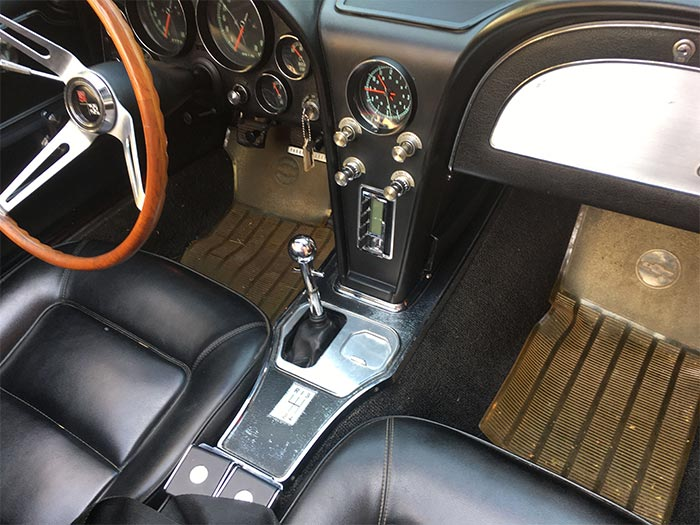 Low Mileage 1965 Corvette Owned 55 Years By the Same Woman is Now For Sale on Hemmings