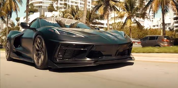 [VIDEO] C8 Corvette Hype Film 'Vice City Vette' is a GTA-Styled Masterpiece
