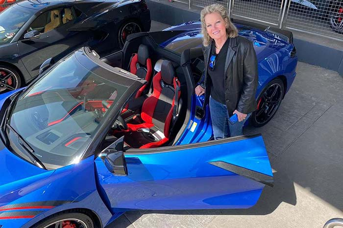 Corvette Delivery Dispatch with National Corvette Seller Mike Furman for April 4th