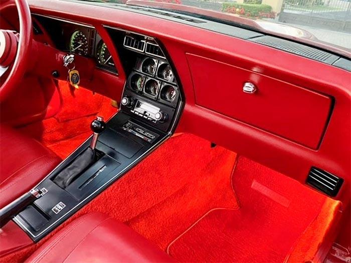 1979 Red 6K Original Mile Coupe