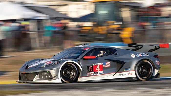 [VIDEO] Mobil 1 The Grid Recaps Corvette Racing's Efforts at Sebring