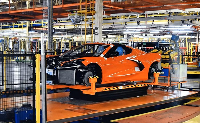 Following Plant Closures, GM Cancels the Final Allocation Cycle for 2021 Corvette Orders