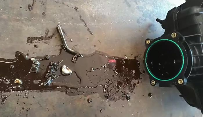 [VIDEO] The Corvette Mechanic Paul Koerner Finds a Surprise in the Blown LT2's Intake Manifold