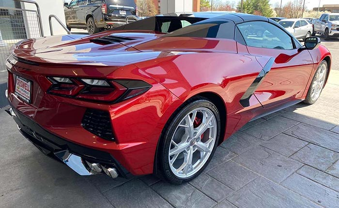Corvette Delivery Dispatch with National Corvette Seller Mike Furman for April 11th