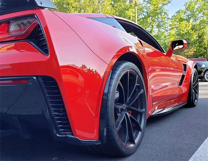 Protect and Enhance Your C7 Corvette With ACS Composite