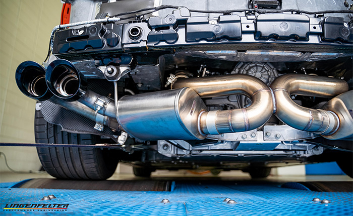 Lingenfelter/CORSA Extreme-S Exhaust System