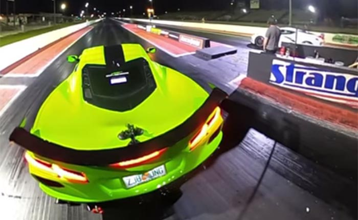 [VIDEO] Stock C8 vs Modified C8 at the Track and Everyone is a Winner