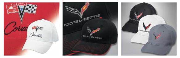 C1-C8 Corvette Hats