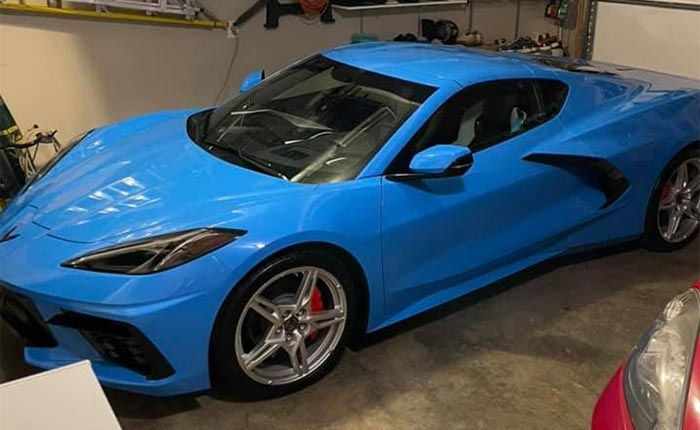 [PICS] New Corvette Owner Shares Timeline of His Journey from Deposit to Delivery
