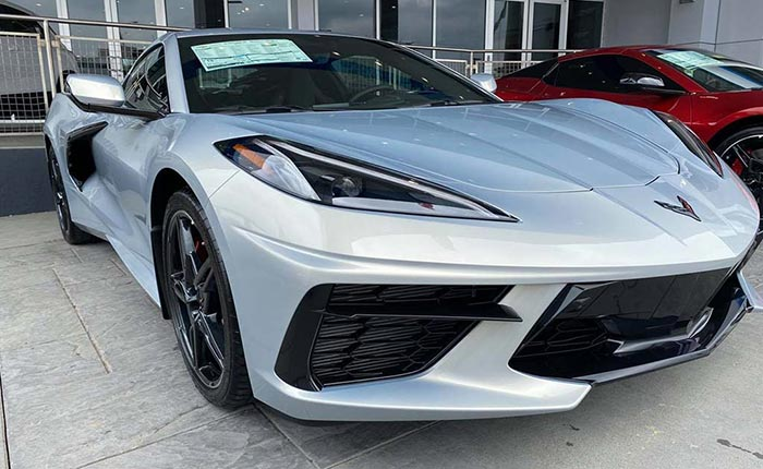 Corvette Delivery Dispatch with National Corvette Seller Mike Furman for April 18th