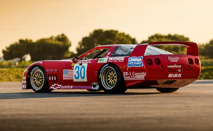 Corvettes For Sale: Doug Rippie's Le Mans ZR-1 Corvette