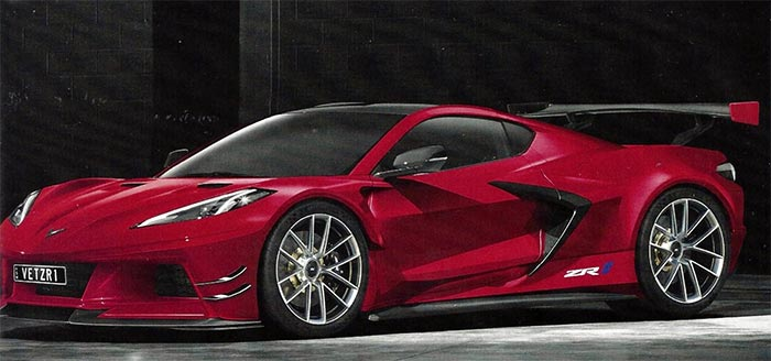 [PICS] Wheels Magazine Offers Details on Future C8 Corvettes