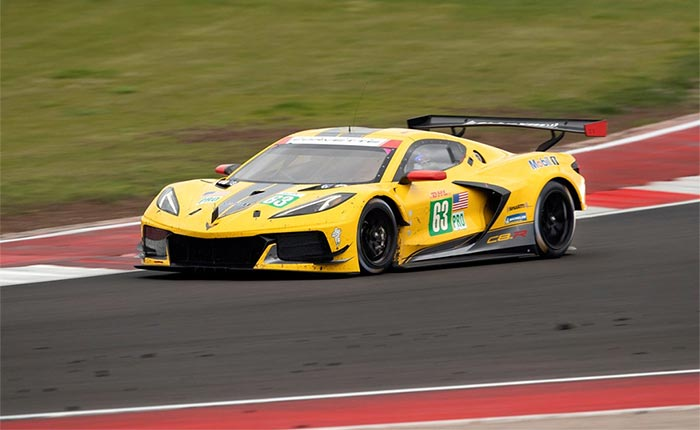 Corvette Racing at Spa: First Step Toward Le Mans