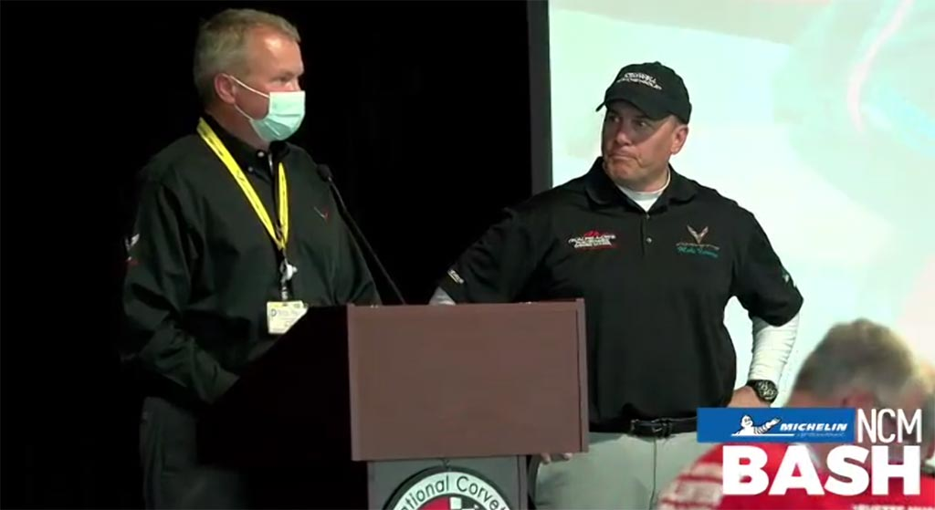 Corvette Assembly Plant Manager Offers Update at the NCM Bash