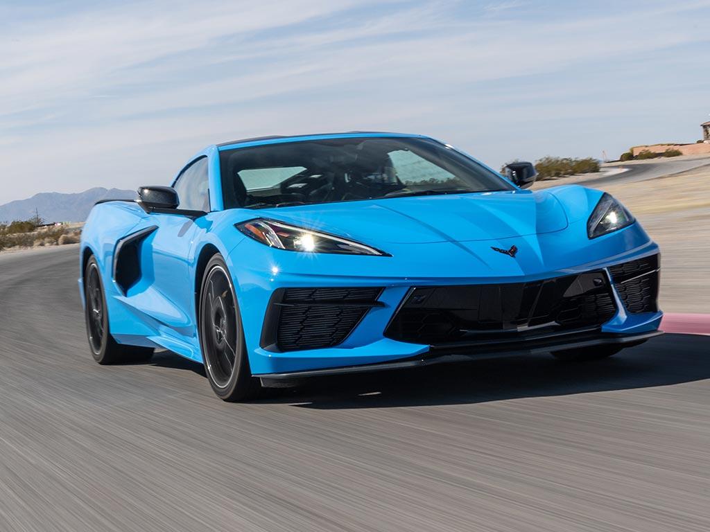 RUMOR: European C8 Corvette Will Lose Close to 30 Horsepower Due to EU Emission Laws