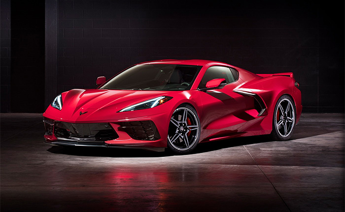 Chevrolet Europe To Hold a Virtual C8 Corvette Launch Event May 7-9th