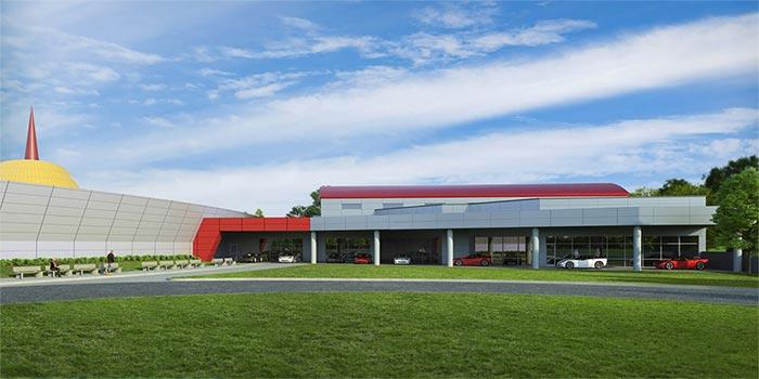 [VIDEO] National Corvette Museum Announces New Expansion Plans
