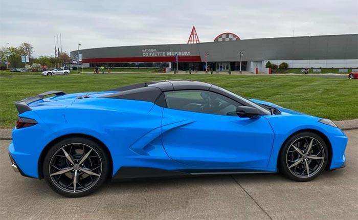 Corvette Convertibles Now Account for 41 Percent of C8 Production