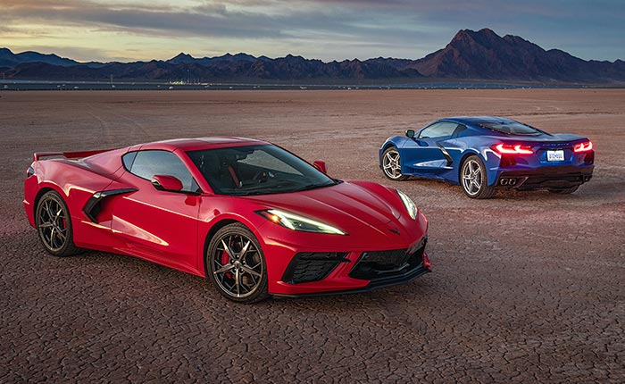 69 Percent of 2021 Corvette Buyers Selecting Z51 Peformance Package