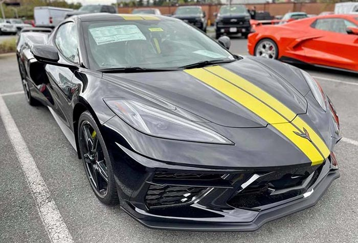 Corvette Delivery Dispatch with National Corvette Seller Mike Furman for April 25th