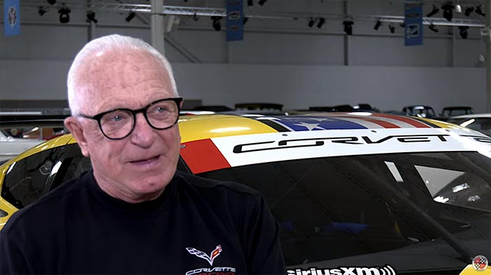 [VIDEO] Corvette Racing's Doug Fehan Inducted in the Corvette Hall of Fame