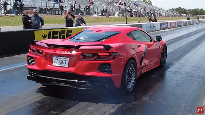 [VIDEO] FuelTech Takes Their Twin-Turbo C8 Corvette to the Drag Strip and Runs in the 9s