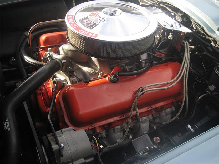 1966 Corvette 427/450 V8 Engine