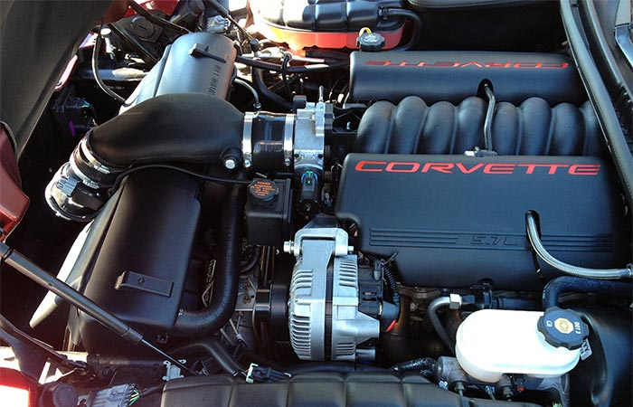 Lingenfelter 427 Twin Turbo