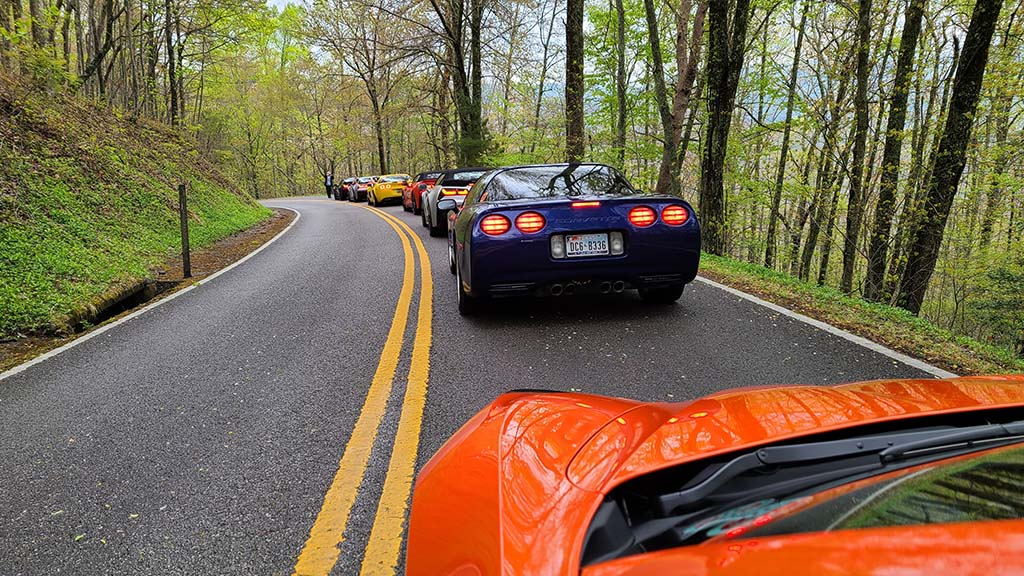 [PICS] Is the Mid-Engine Corvette Practical for the Long Haul Road Trip?