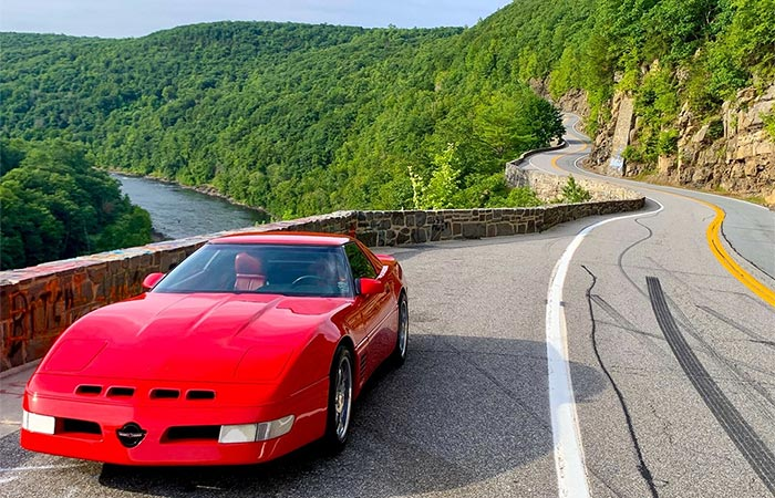 Corvettes for Sale: Lingenfelter Powered 1991 Callaway Aerobody Convertible