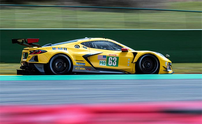 Corvette Racing at Spa: C8.R Ready to Challenge FIA WEC's Best