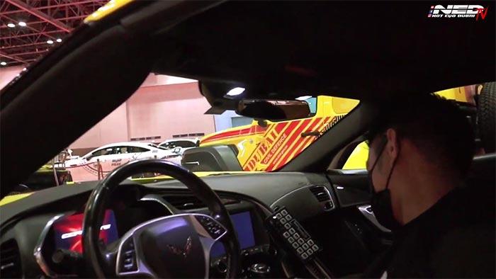 [VIDEO] Dubai's C7 Corvette 'Fire Car' Has A Top Speed Of 211 MPH